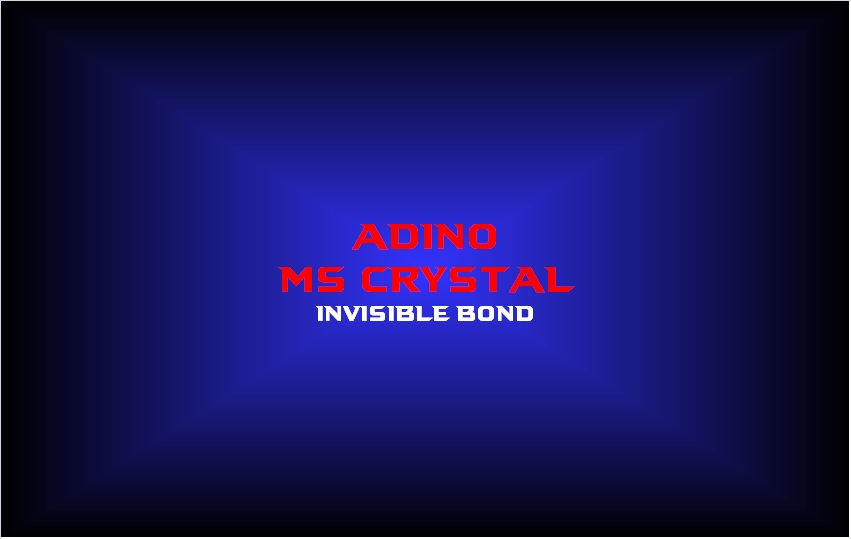 adino ms crystalinvisible bond