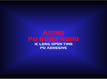 adino pu bond 50001c long open time pu adhesive