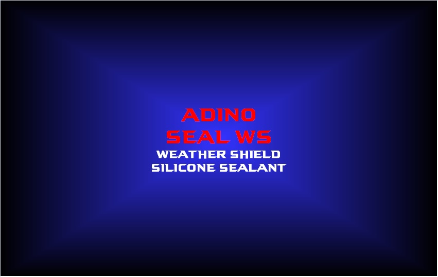 adino seal wsweather shield silicone sealant