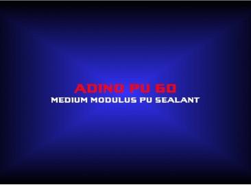 adino pu 60medium modulus pu sealant