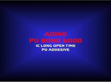 adino pu bond 50001c long open time pu adhesive