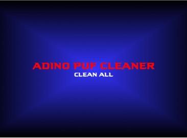 adino puf cleanerclean all