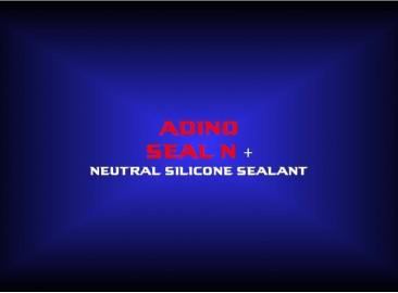 adino seal n +neutral silicone sealant