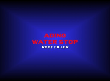 adino water stoproof filler