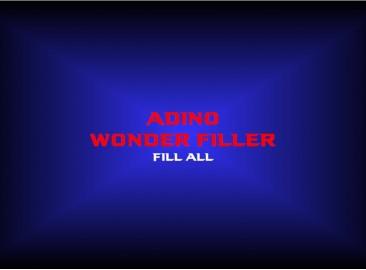 adino wonder fillerfill all